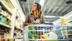 Woman Grocery Shopping thumbnail