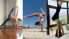 14 Yoga Accounts You Need to Follow on Instagram thumbnail