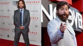 Zach Galifianakis insane weight loss comparison thumbnail