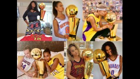 Models with NBA Trophies thumbnail