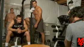 Inside the Rob Gronkowski Cover Shoot Video Thumbnail