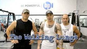One More Rep #1 - The Walking Lunge Video Thumbnail