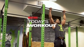 Today's Workout to Build a Muscular Upper-Body thumbnail
