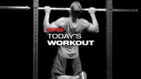 Today's Workout with Mike Simone: The 3-Move Circuit For a Total-Body Blast thumbnail