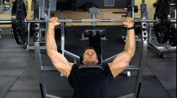 Rise Above Training Videos: Chest & Biceps Video Thumbnail