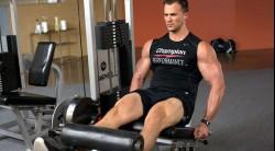 Rise Above Training Videos: Legs Video Thumbnail
