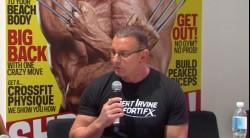 M&F Olympia Seminars: Chef Robert Irvine Video Thumbnail