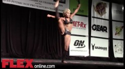 2014 IFBB North Americans: Fitness Routines Video Thumbnail