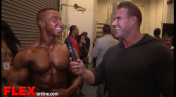 Jay Cutler and the Baltimore Classic Overall Champ, Doug Miller Video Thumbnail