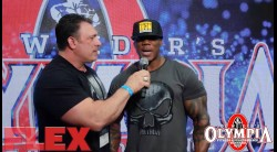 Flex Wheeler: The Comeback! Video Thumbnail