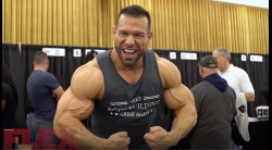2018 Arnold Classic: Meet & Greet with the Pros Video Thumbnail
