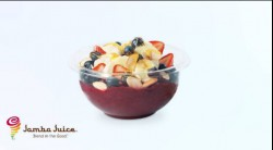 Acai fruit bowl Jamba juice Video Thumbnail