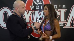 Angelica Teixeira Talks Repeating as Bikini Champ  Video Thumbnail
