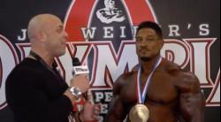 Interview: 2018 People's Champion Roelly Winklaar Video Thumbnail