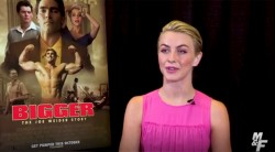 Julianne Hough in Bigger Video Thumbnail