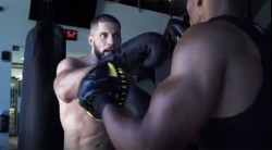 Florian Munteanu on Accidentally Punching Michael B. Jordan Video Thumbnail