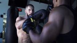 Florian Munteanu on Accidentally Punching Michael B. Jordan Video Thumbnail