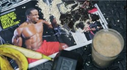 IFBB Pro Robert Timms Protein Shake Recipe Video Thumbnail