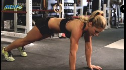 Sarah Grace: Nine Minute Max Fat Burner Video Thumbnail