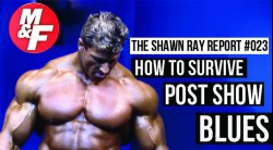 Shawn-Ray-Report-Depression Video Thumbnail