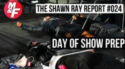 Shawn-Ray-Report-Show-Prep Video Thumbnail