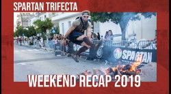 Spartan Trifecta Weekend 2019 Recap Video Thumbnail