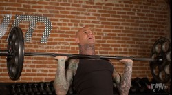 Raw 2.0: Barbell Shoulder Press Video Thumbnail