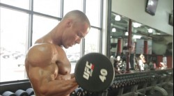 Clear Results Challenge Videos: Barbell Curl Video Thumbnail