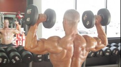 Clear Results Challenge Videos: Dumbell Shoulder Press Video Thumbnail