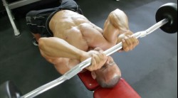 Clear Results Challenge Videos: Lying Tricep Extension Video Thumbnail