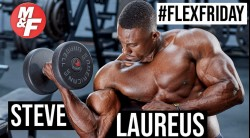 Youtube-Flex-Friday-Steve-Laureus Video Thumbnail