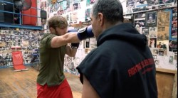 Zack Zeigler Boxing Video Thumbnail