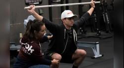 Camille Leblanc-Bazinet Trains CrossFit Athletes Video Thumbnail