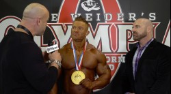 Interview: 2018 Olympia 212 Champion Flex Lewis Video Thumbnail