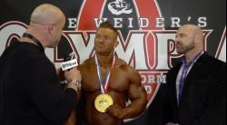 Interview: 2018 Olympia 212 Champion Flex Lewis Video Thumbnail