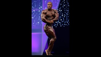 Shawn Rhoden - 2012 Arnold Europe Gallery Thumbnail