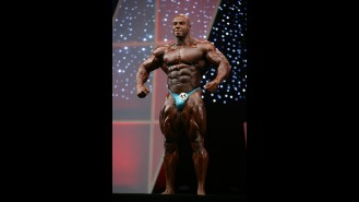 Toney Freeman - 2012 Arnold Europe Gallery Thumbnail