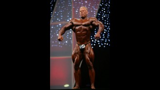 Dennis Wolf - 2012 Arnold Europe Gallery Thumbnail
