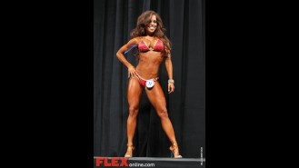 Shelsea Montes - Women's Bikini - 2011 Arnold Classic Gallery Thumbnail