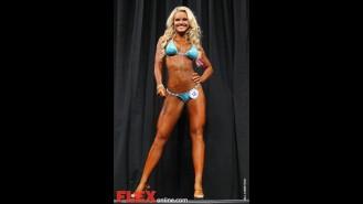 Justine Munro - Women's Bikini - 2011 Arnold Classic Gallery Thumbnail