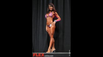Dina Al-Sabah - Women's Bikini - 2011 Arnold Classic Gallery Thumbnail