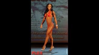 Safiya Johnson - Womens Bikini - 2011 St. Louis Pro Gallery Thumbnail