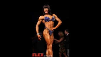 Ludmila Somkina - Womens Fitness - FIBO Power Pro Championships 2011 Gallery Thumbnail
