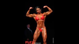 Eleni Kavva - Womens Open - FIBO Power Pro Championships 2011 Gallery Thumbnail