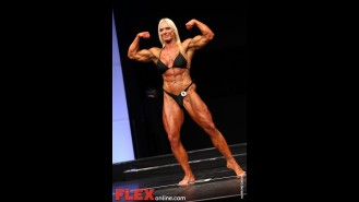 Nicole Pfuetzenreuter - Womens Open - FIBO Power Pro Championships 2011 Gallery Thumbnail