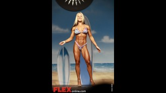Stefanie Bambrough - Womens Figure - Europa Show of Champions 2011 Gallery Thumbnail