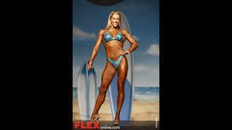 Melissa Frederick - Womens Figure - Europa Show of Champions 2011 Gallery Thumbnail