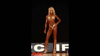 Michelle Bates - Womens Figure - Pittsburgh Pro 2011 Gallery Thumbnail