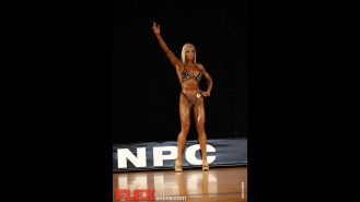 Clarissa Franshesca Castaneda - Womens Figure - Pittsburgh Pro 2011 Gallery Thumbnail