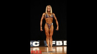 Rachel Gichert - Womens Figure - Pittsburgh Pro 2011 Gallery Thumbnail
